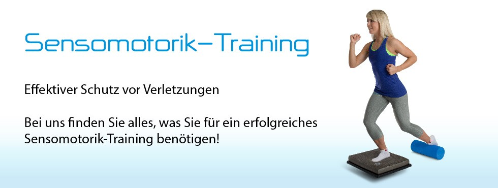 Sensomotorik-Training